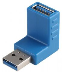PRO SIGNAL PSG91066  Adapter Usb3.0 90Deg Up A Male-A Female